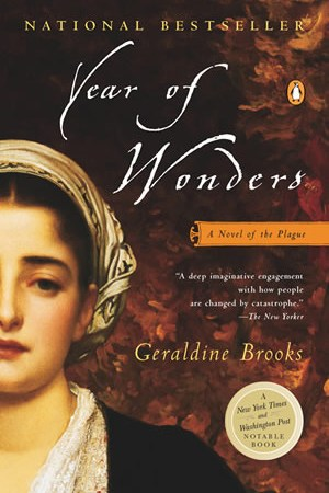 Reading books Year of Wonders