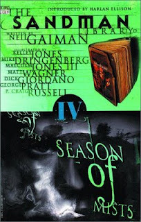 Season of Mists (The Sandman #4)