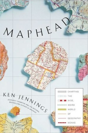 Reading books Maphead: Charting the Wide, Weird World of Geography Wonks