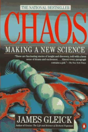 Reading books Chaos: Making a New Science