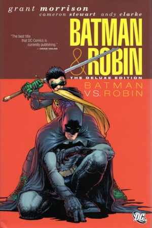 Batman Robin Batman vs Robin