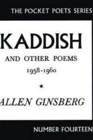 Reading books Kaddish and Other Poems