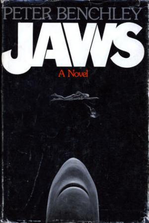 Reading books Jaws