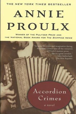 Reading books Accordion Crimes
