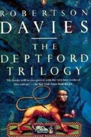 Reading books The Deptford Trilogy: Fifth Business/The Manticore/World of Wonders