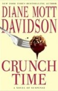 Download Crunch Time (A Goldy Bear Culinary Mystery, #16) pdf / epub books