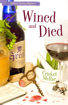 Wined and Died (Home Crafting Mystery, #5)