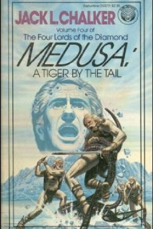 read online Medusa: A Tiger by the Tail (The Four Lords of the Diamond, #4)
