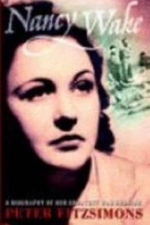 Reading books Nancy Wake