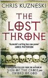The Lost Throne (Payne & Jones, #4)