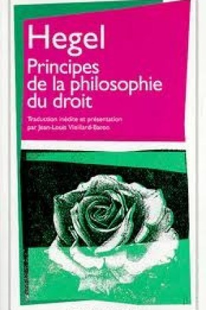 Reading books Principes de la philosophie du droit