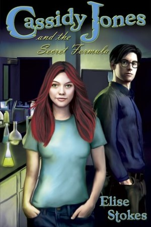 Reading books Cassidy Jones and the Secret Formula (Cassidy Jones Adventures, #1)
