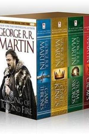 read online A Song of Ice and Fire (A Song of Ice and Fire, #1-4)
