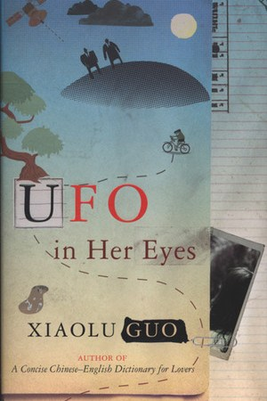 Reading books UFO in Her Eyes