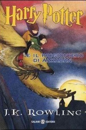 Reading books Harry Potter e il prigioniero di Azkaban (Harry Potter, #3)