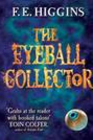 read online The Eyeball Collector (Tales From The Sinister City, #3)