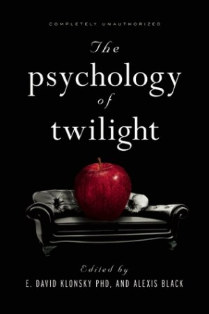Reading books The Psychology of Twilight