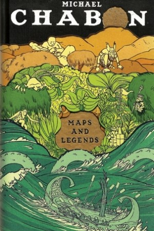 Reading books Maps and Legends: Reading and Writing Along the Borderlands