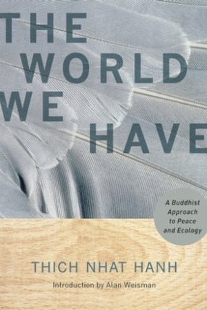 Reading books The World We Have: A Buddhist Approach to Peace and Ecology