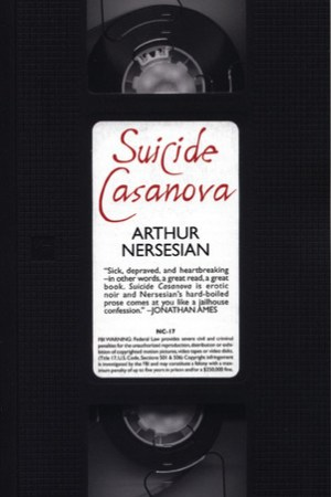 Reading books Suicide Casanova