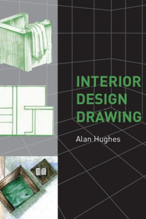 Reading books Interior Design Drawing