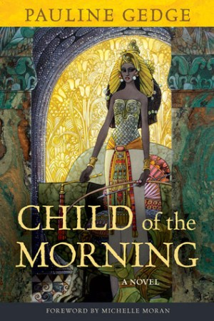 Reading books Child of the Morning