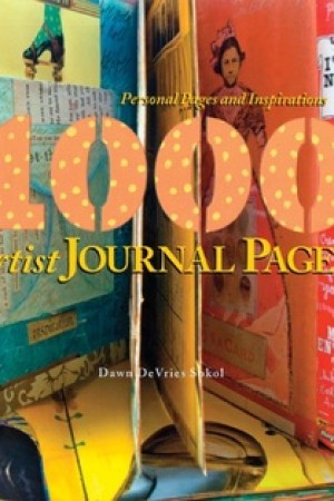 Reading books 1,000 Artist Journal Pages: Personal Pages and Inspirations
