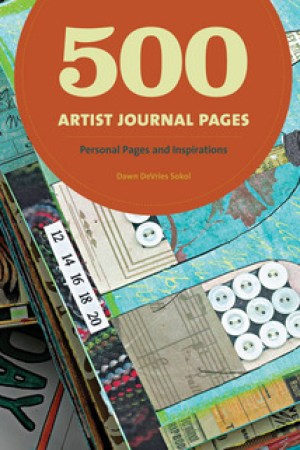 Reading books 500 Artist Journal Pages: Personal Pages and Inspirations
