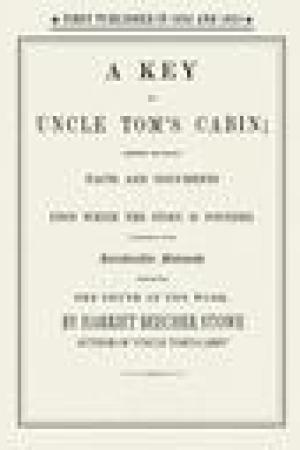 read online Key to Uncle Tom's Cabin