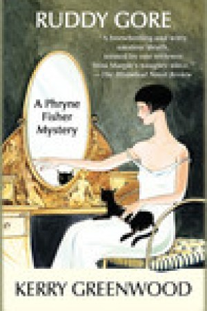 read online Ruddy Gore (Phryne Fisher, #7)