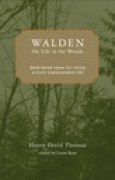 Download Walden; or, Life in the Woods: Bold-faced Ideas for Living a Truly Transcendent Life books