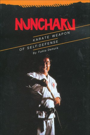 Reading books Nunchaku: Karate Weapon of Self-Defense