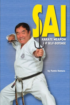 Reading books Sai: Karate Weapon of Self-Defense