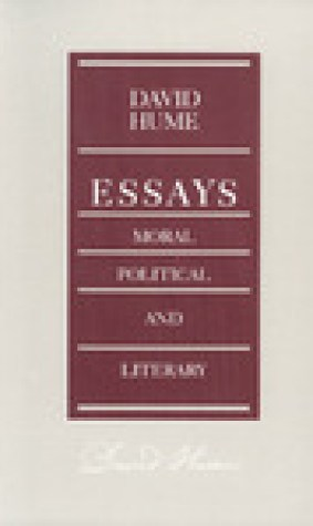 Essays: Moral, Political and Literary