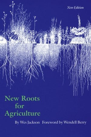 Reading books New Roots for Agriculture (New Edition)