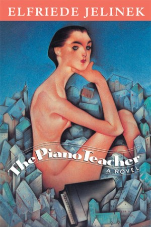 Reading books The Piano Teacher