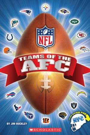 Reading books NFL: AFC/NFC Flip Book 2011