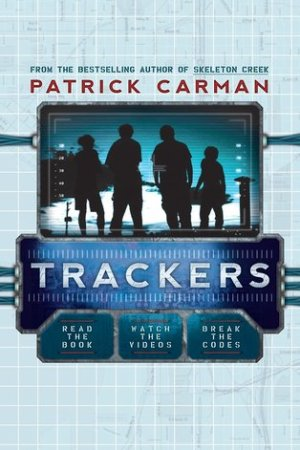 Reading books Trackers (Trackers, #1)