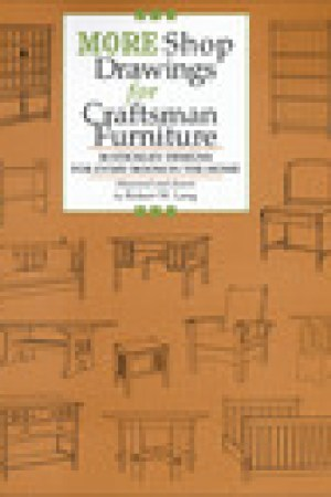 read online More Shop Drawings for Craftsman Furniture: 30 Stickley Designs for Every Room in the Home