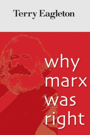 Reading books Why Marx Was Right