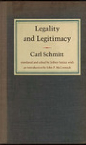 Legality and Legitimacy