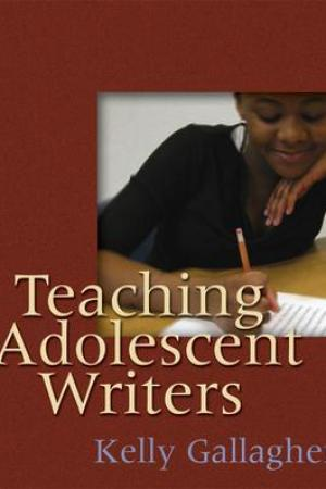 Reading books Teaching Adolescent Writers