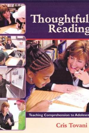 Thoughtful Reading (DVD): Teaching Comprehension to Adolescents