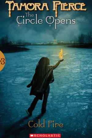 read online Cold Fire (The Circle Opens, #3)
