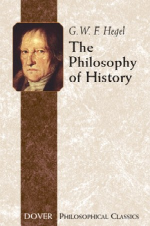 Reading books The Philosophy of History