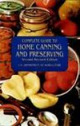 Download Complete Guide to Home Canning and Preserving (Second Revised Edition) pdf / epub books