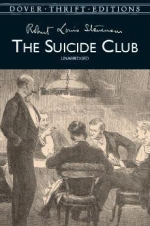 Reading books The Suicide Club