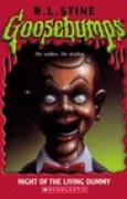 Download Night of the Living Dummy (Goosebumps, #7) books