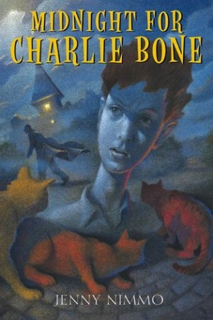 read online Midnight for Charlie Bone (The Children of the Red King, #1)