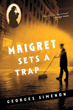 read online Maigret Sets a Trap (Maigret, #48)